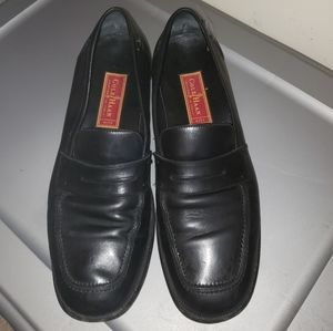 Men's Cole Haan Black Penny Loafers Size 10.5